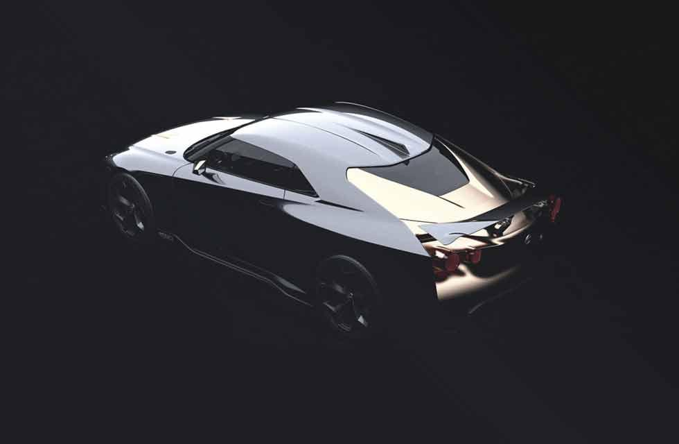2019 Nissan GT-R Italdesign Concept