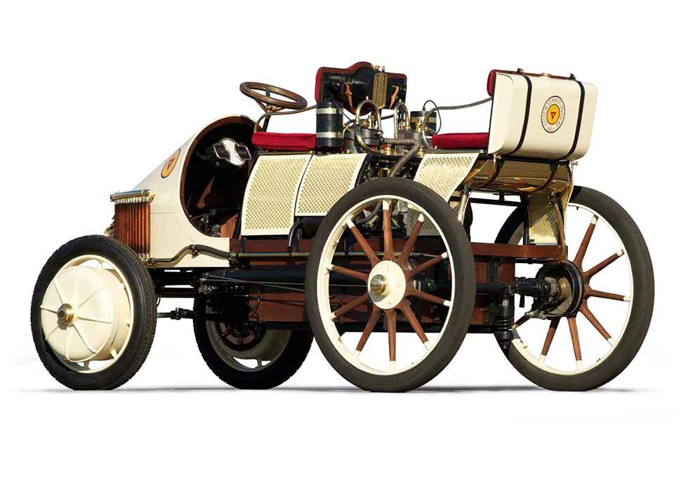 1900 Lohner-Porsche Hybrid