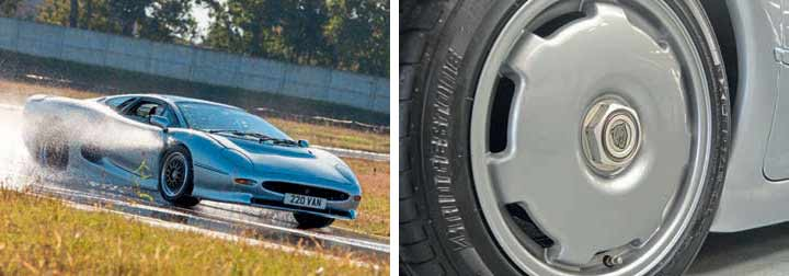 Jaguar XJ220 reboot