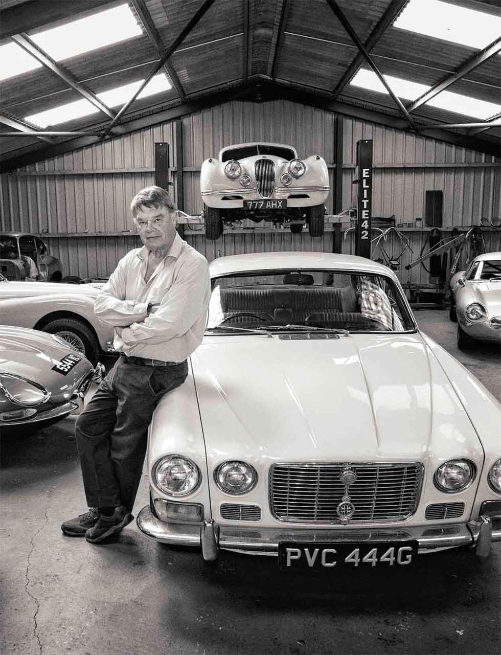 The Engineer Jonathan Heynes
