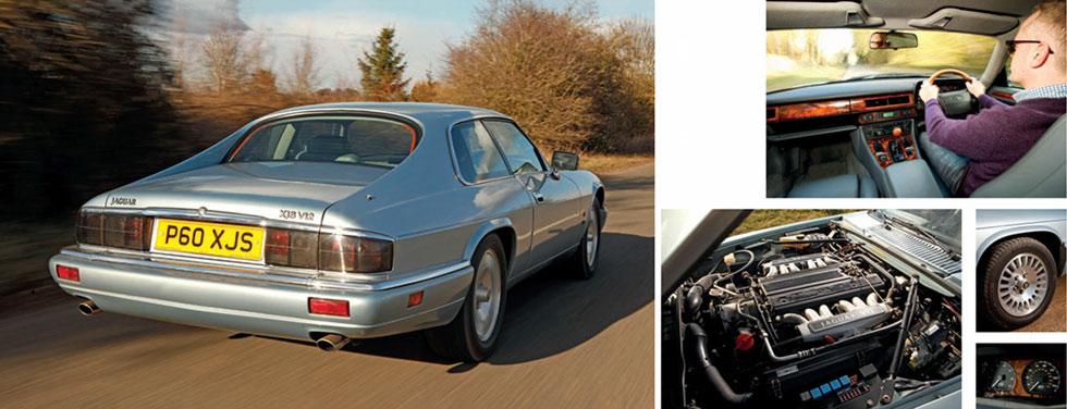 1996 Jaguar XJS 6.0-litre V12
