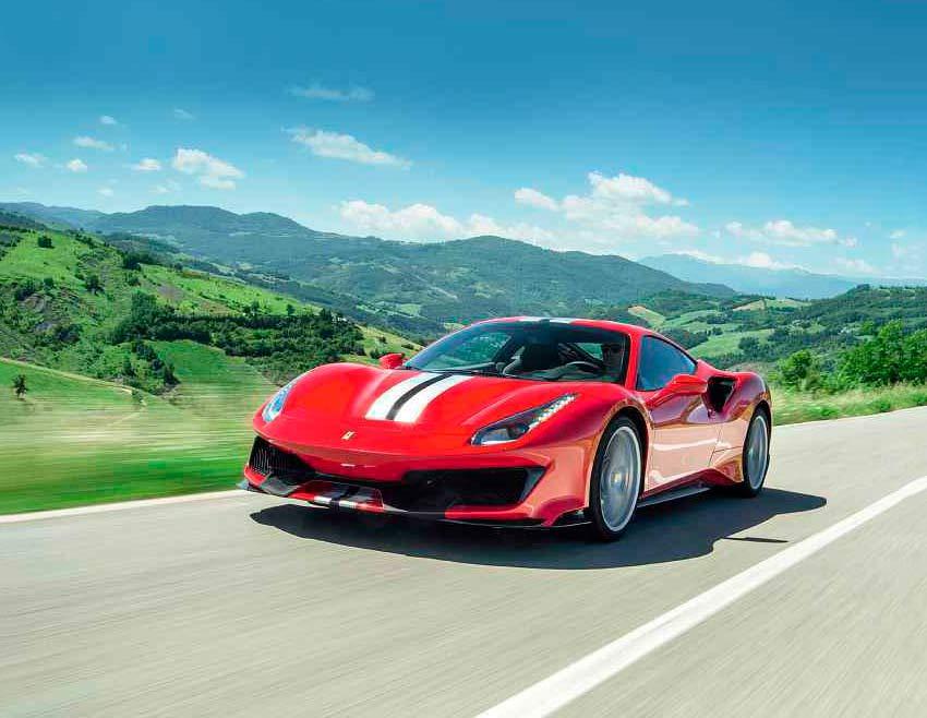 2019 Ferrari 488 Pista road test