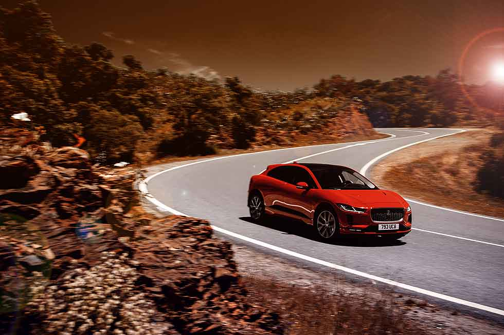 Jonathan Musk 2019 Jaguar I-Pace