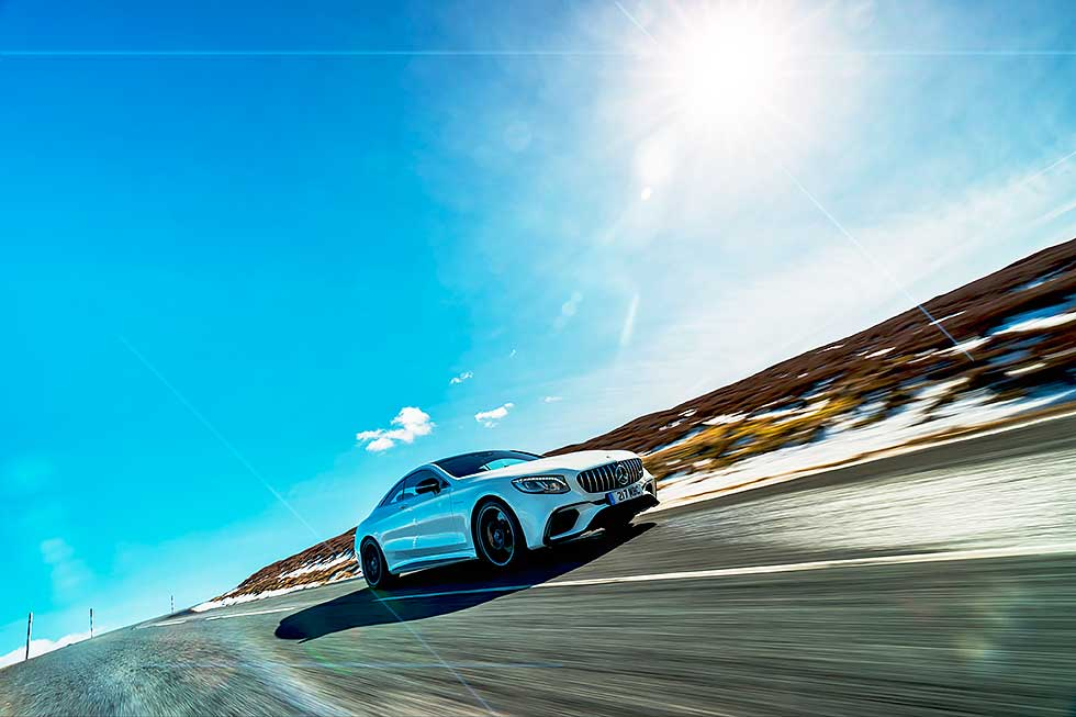 2019 Mercedes-AMG S63 Coupe C217