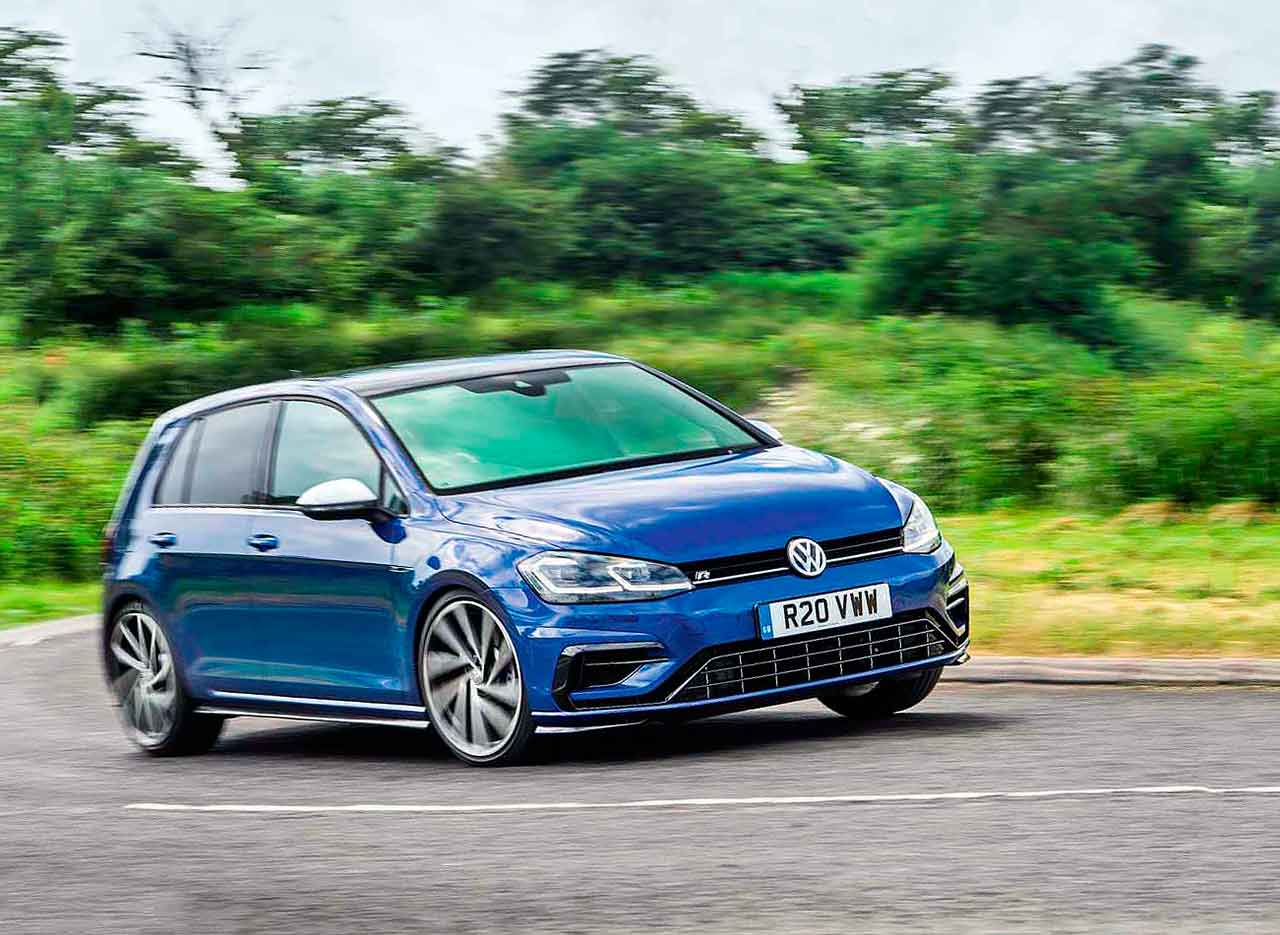 2019 Volkswagen Golf R Performance Mk7 5G