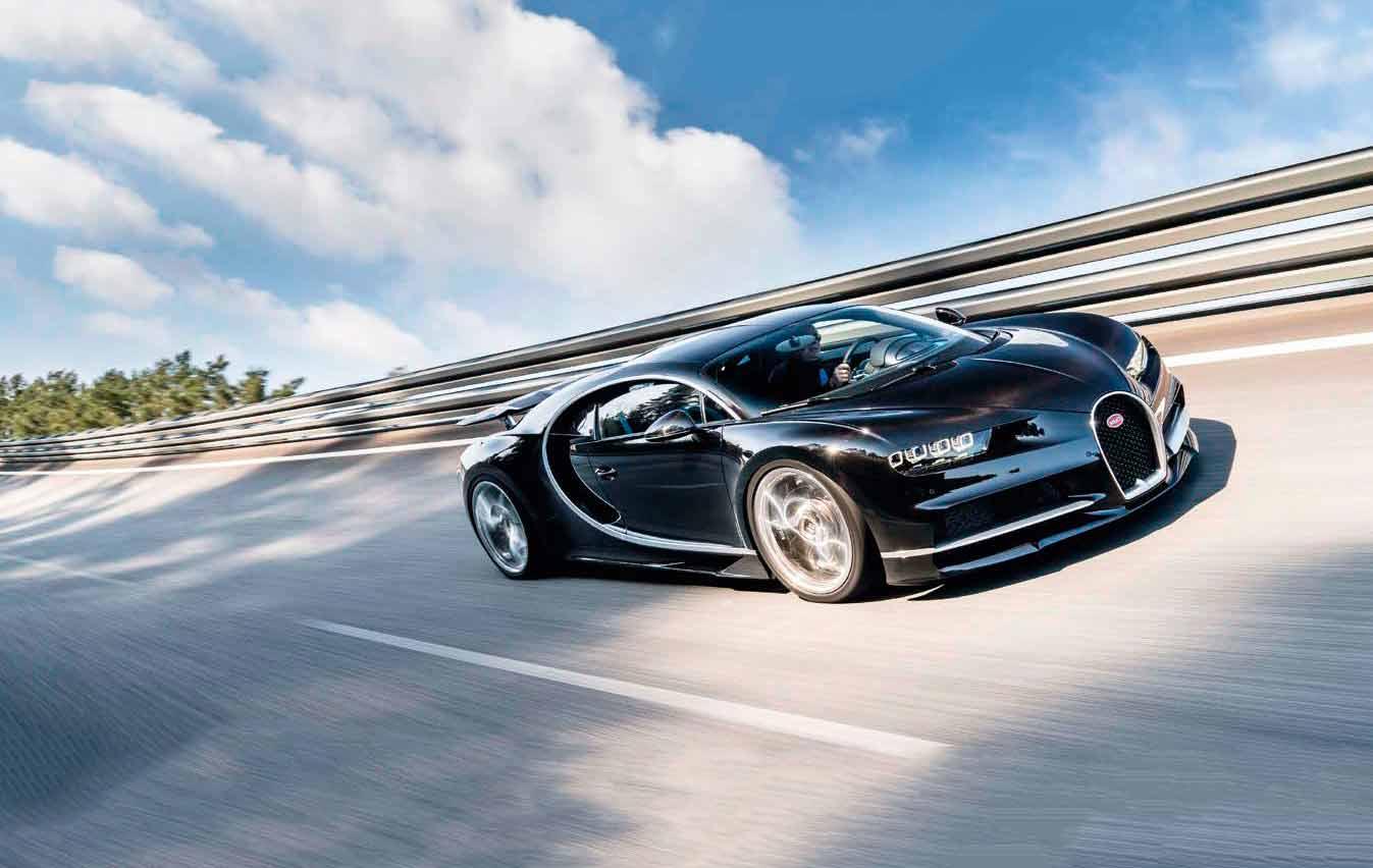 2019 Bugatti Chiron