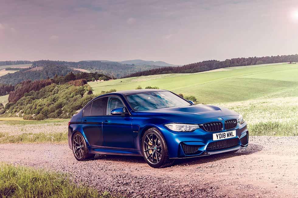 2019 BMW M3 CS F80