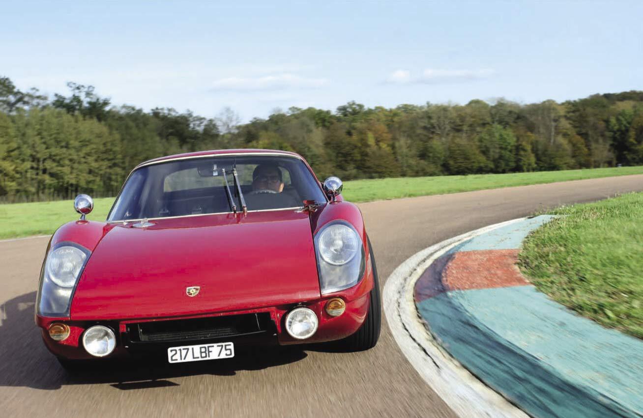 1964 Porsche 904/6 chassis 104