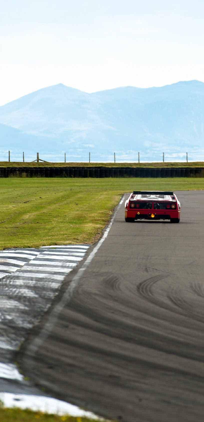 Ferrari F40LM