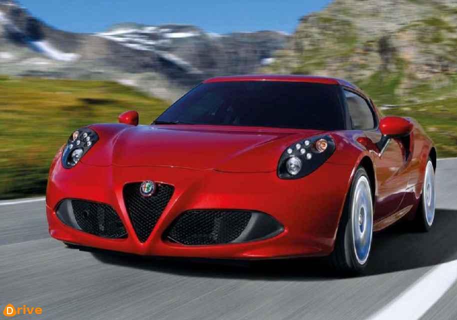 2019 Alfa Romeo 4C 4C Spider 02
