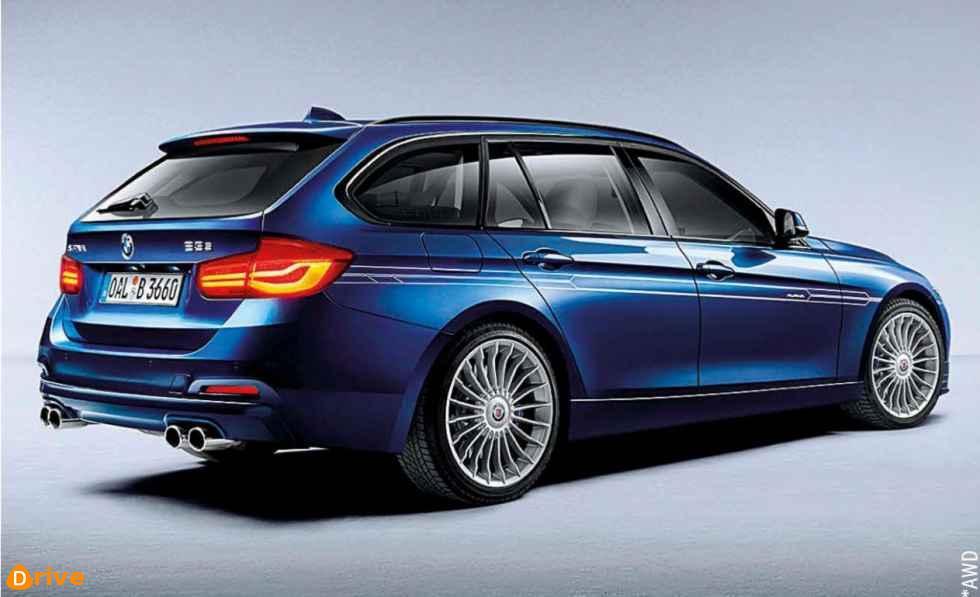 2019 BMW Alpina B3 S B4 S BITURBO