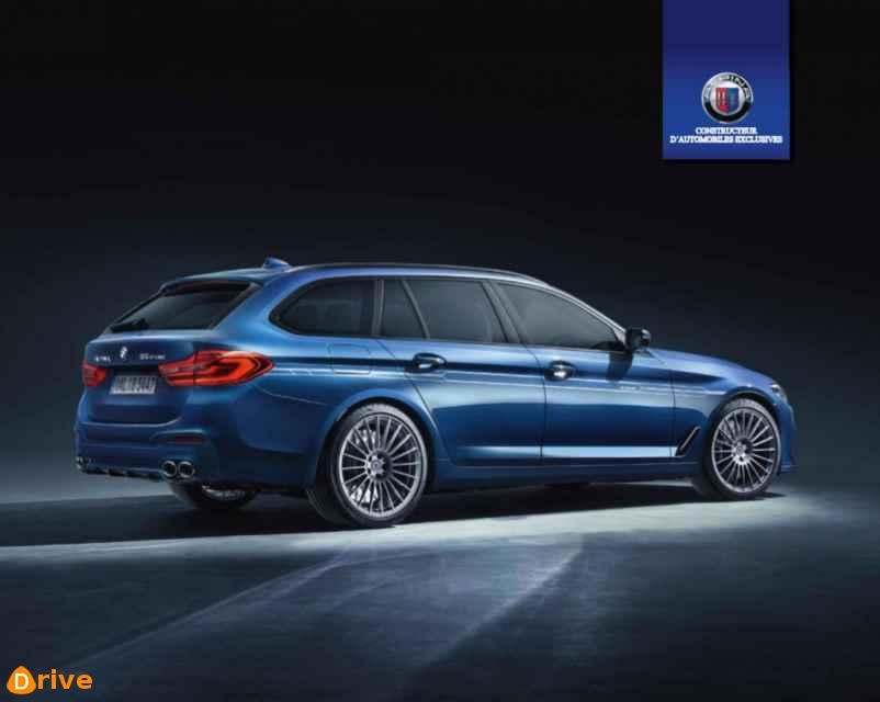2019 BMW Alpina B5 Biturbo 03