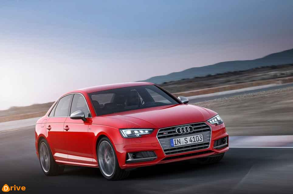 2019 audi s4 overview