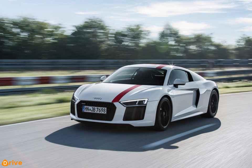 2019 Audi R8 RWS