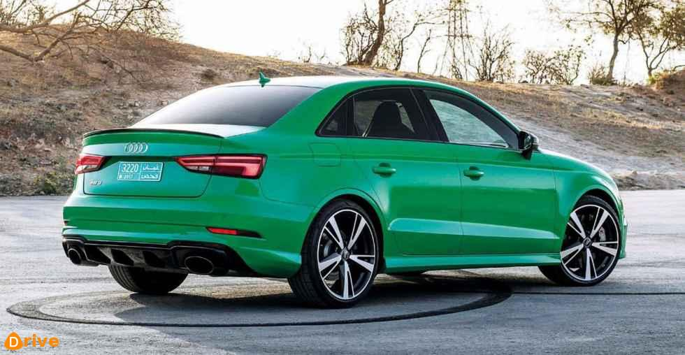 2019 Audi RS3 Sedan