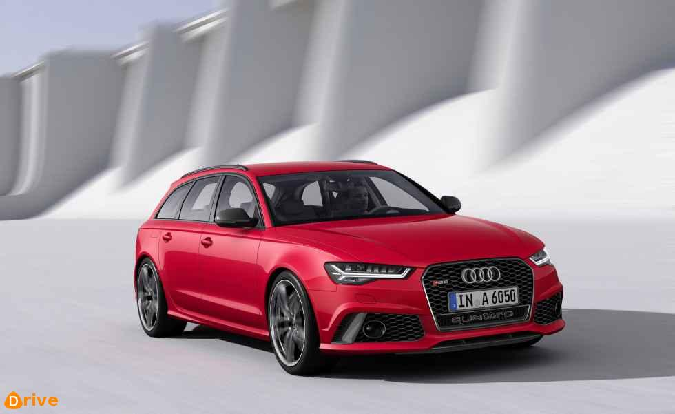 2019 Audi RS6 Avant