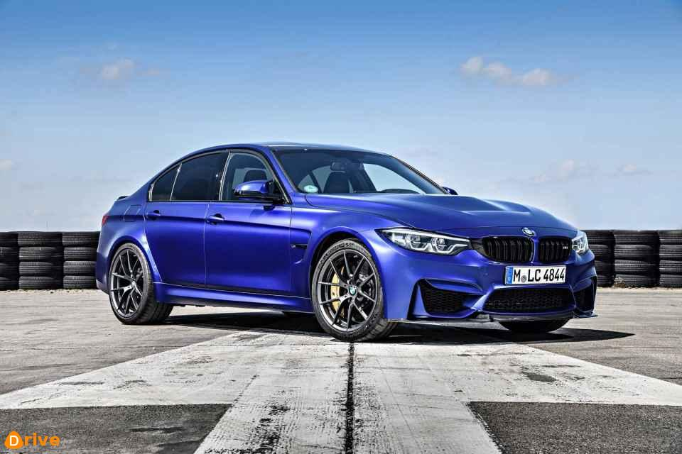 2019 BMW 3 Series M3 Biturbo