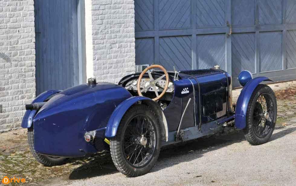 1928 Amilcar C6 099