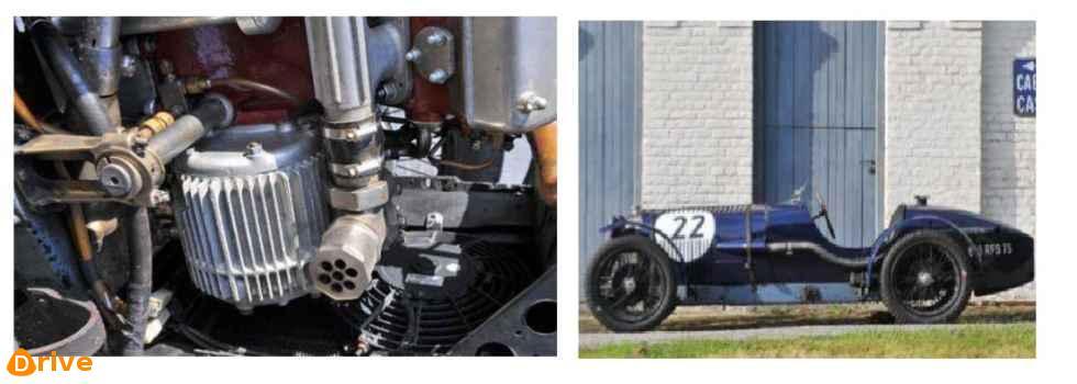 1928 Amilcar C6 11
