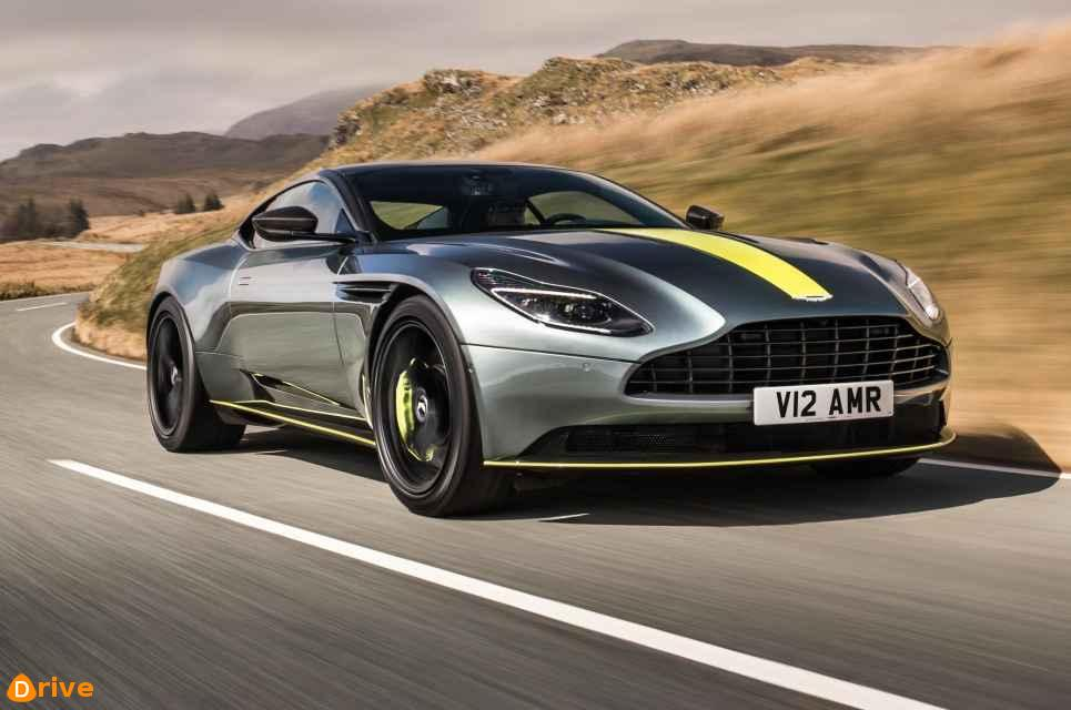 2019 Aston Martin DB11 AMR 01