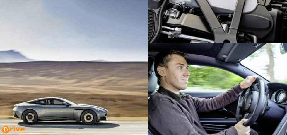 2019 Aston Martin DB11 AMR 03