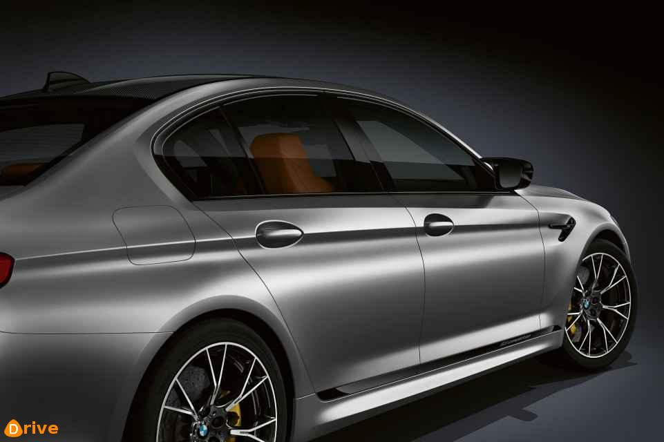 2019 BMW M5 competition 02