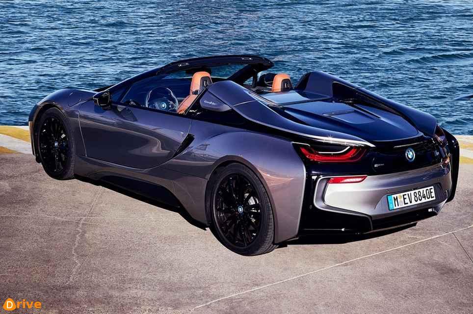 2019 BMW i8 roadster 02