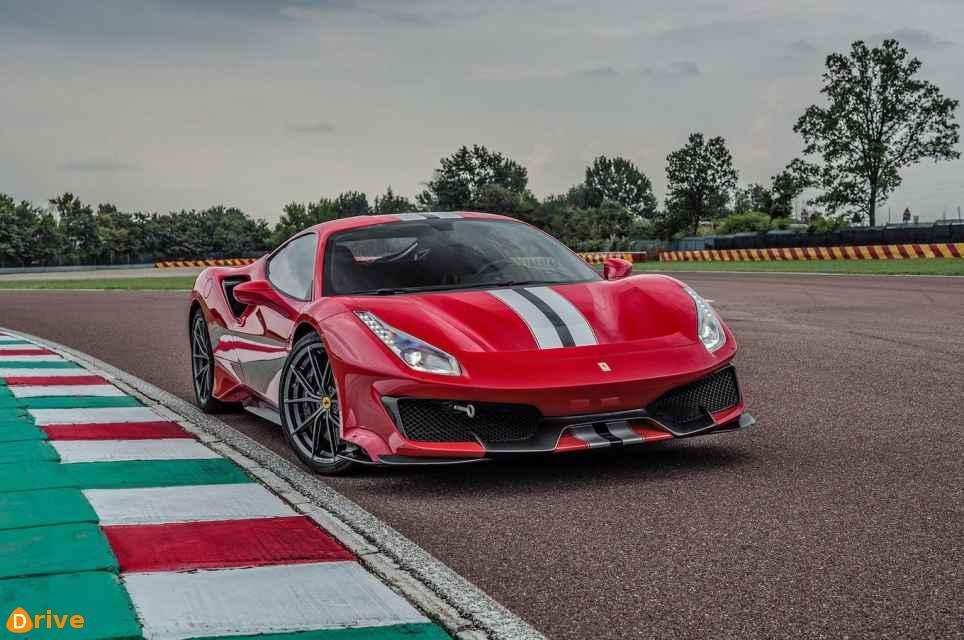 2019 Ferrari 488 pista 09