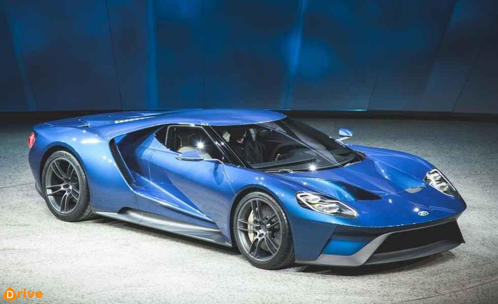2019 Ford GT 01