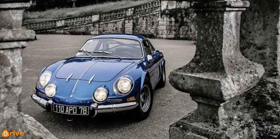 1967 Alpine A110 01
