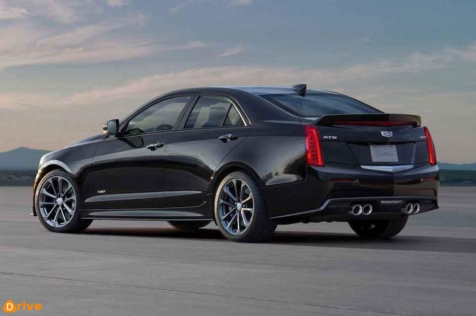 2019 Cadillac CTS V 02