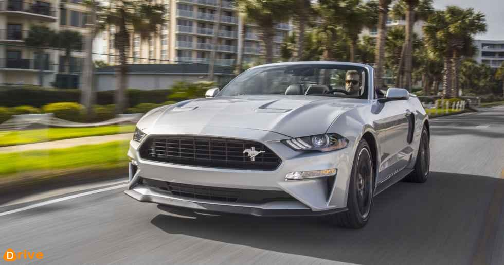 2019 Ford Mustang GT 01