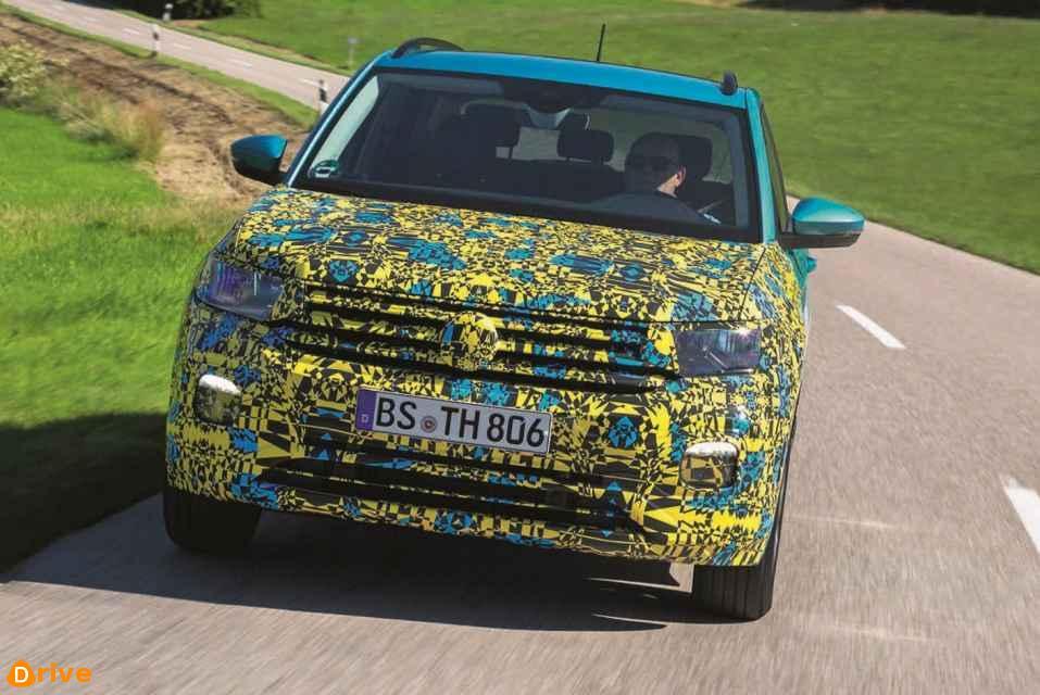 2019 Volkswagen T Cross 01