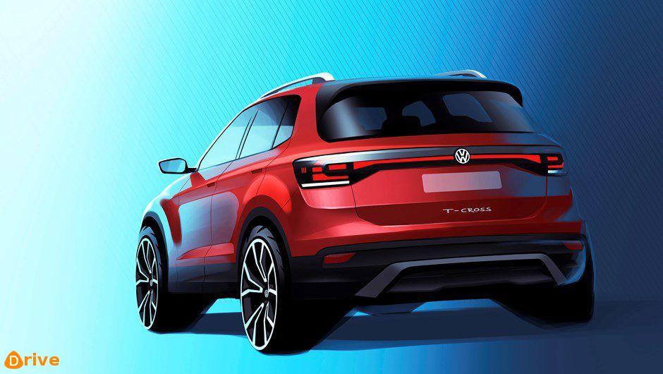 2019 Volkswagen T Cross 04