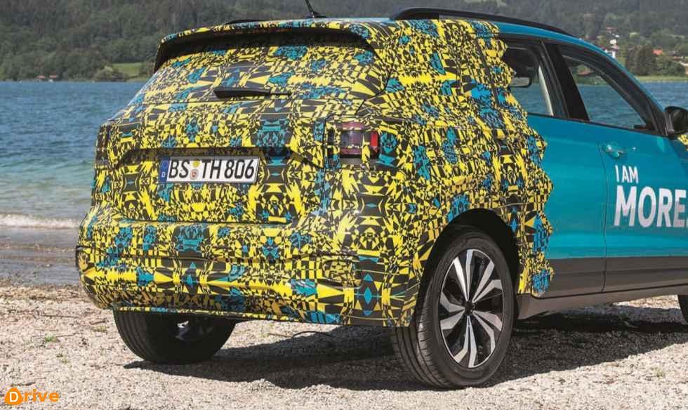 2019 Volkswagen T Cross 05
