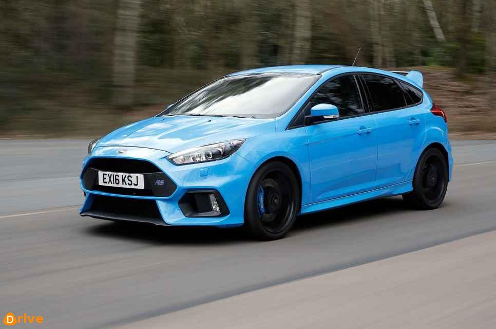2019 ford focus rs pack perfomance