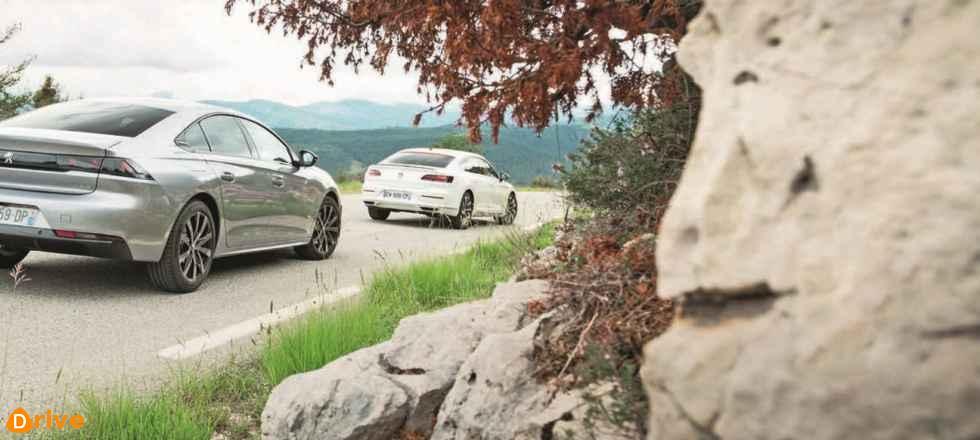 2019 Peugeot 508 vs 2019 Volkswagen Arteon