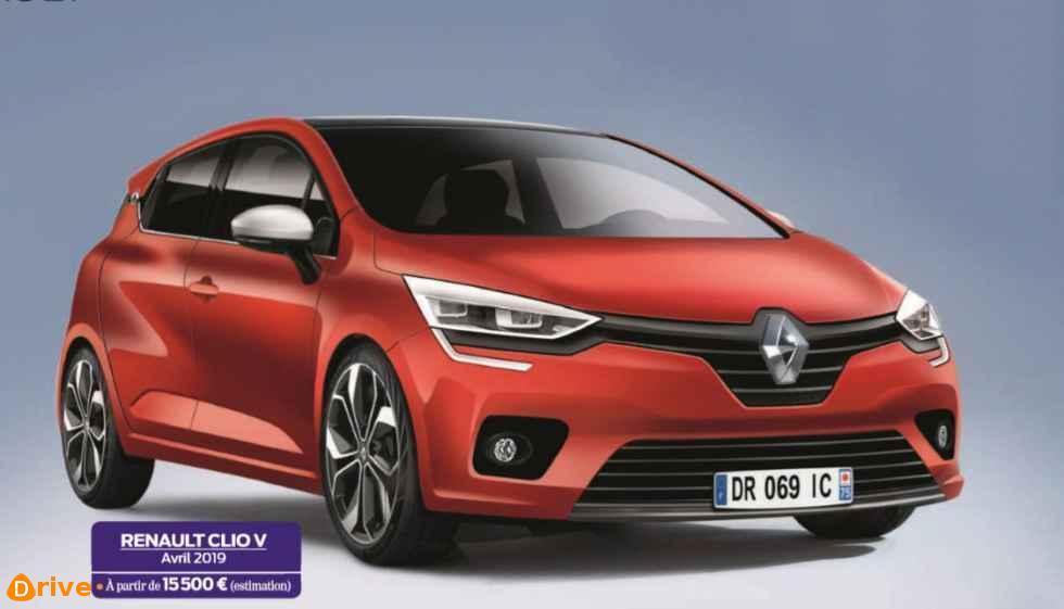 2019 Renault Clio V