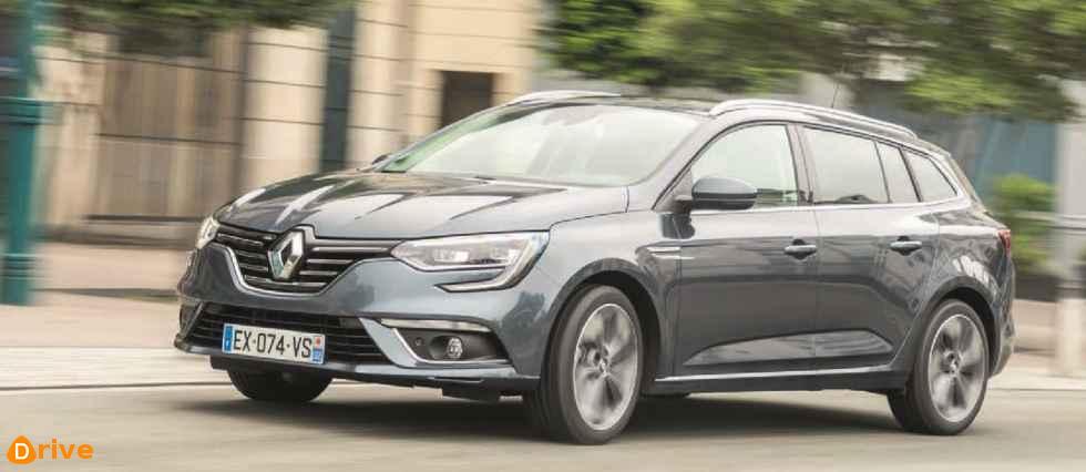 2019 Renault Megane Estate