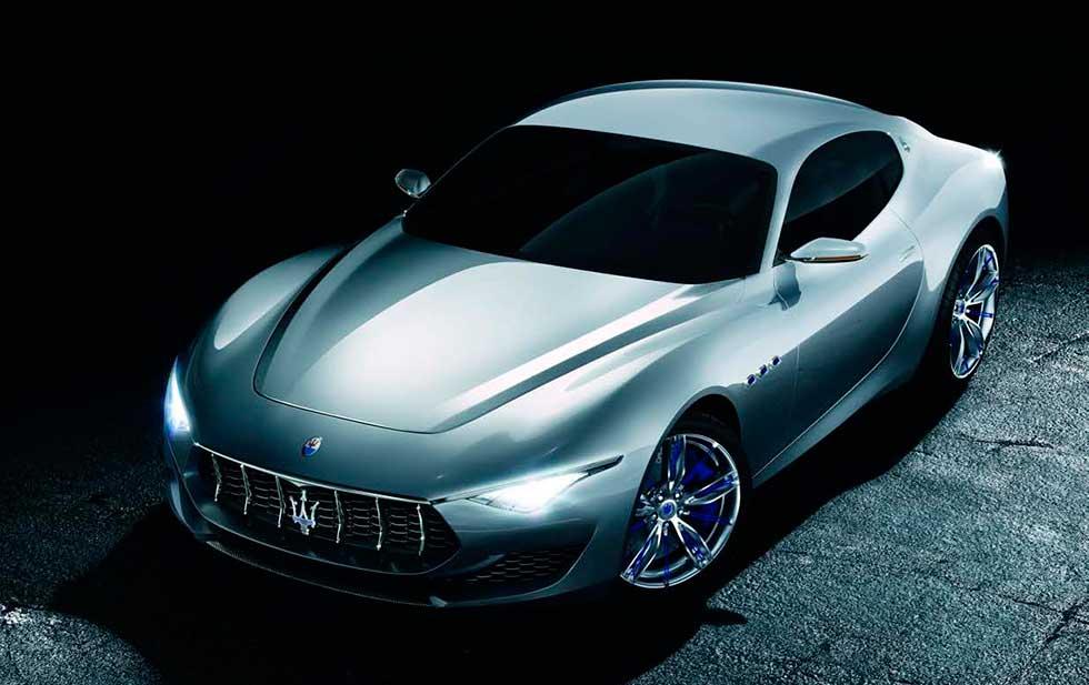 Maserati EV