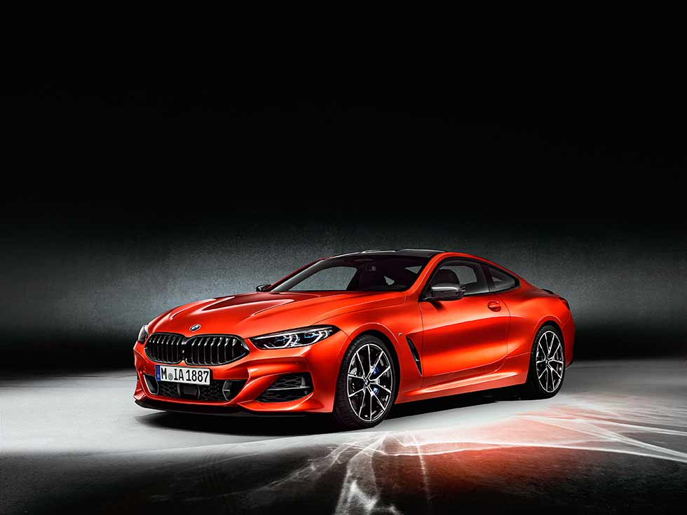 2019 BMW M850i xDrive Coupé Carbon Package G15