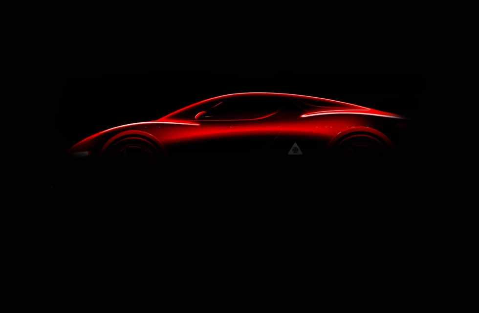 700 horsepower 2022 Alfa Romeo 8C
