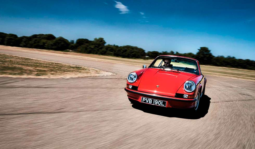 1973 Porsche 911 Carrera 2.7 RS Touring - road test