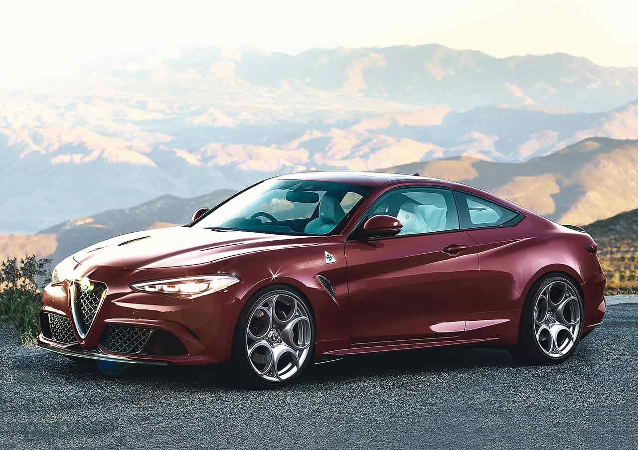 Alfa GTV 2020