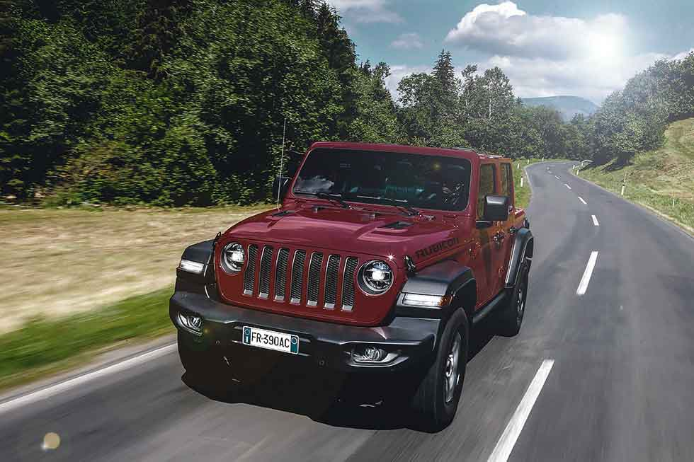 First Drives 2019 Jeep Wrangler Unlimited Rubicon JL