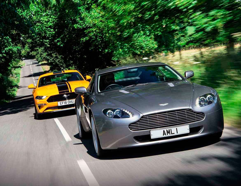 2018 Aston Parrott and Drive-My EN