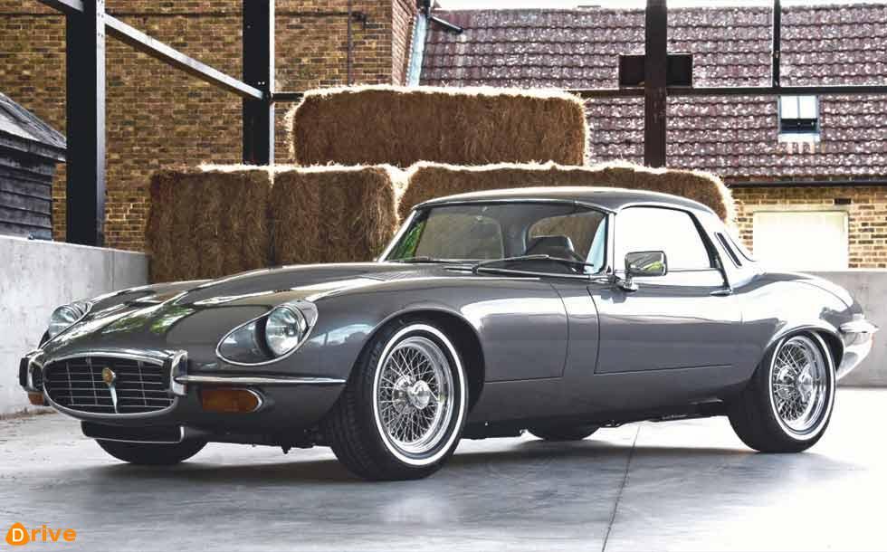 Jaguar E-Type Series 3 gets restomod treatment