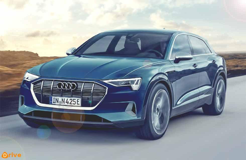 2019 Audi e-tron das erste E-Auto