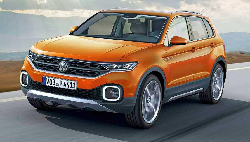 VW T-Cross takes aims at compact crossover rivals
