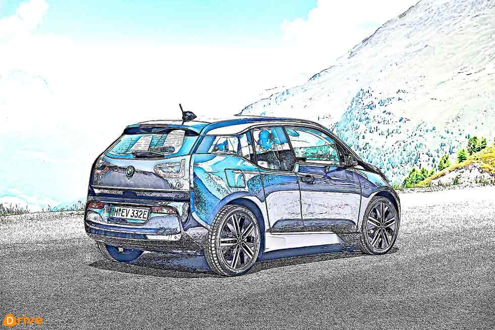 BMW i3 Worldwide I01